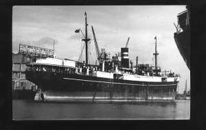The SS Rizwani of the Mogul Line