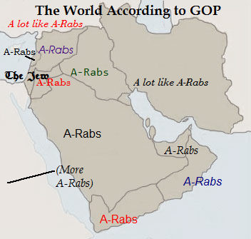 The World According to GOP